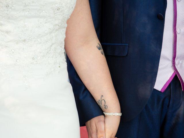 La boda de Carlos y Rut en Madrid, Madrid 285