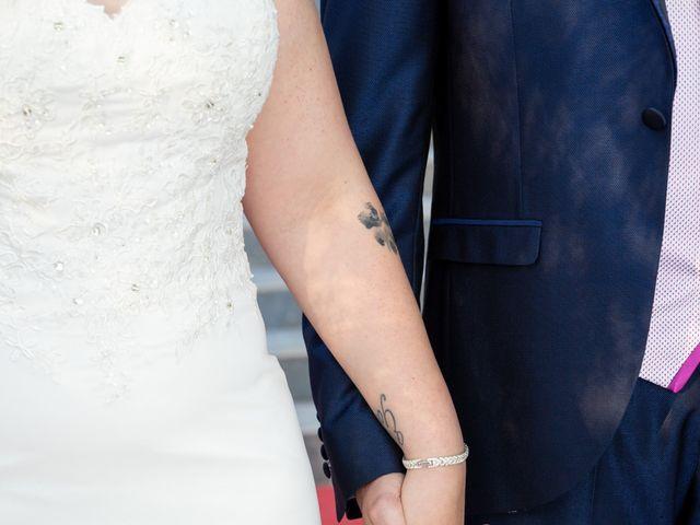 La boda de Carlos y Rut en Madrid, Madrid 286