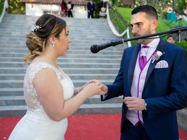 La boda de Carlos y Rut en Madrid, Madrid 290