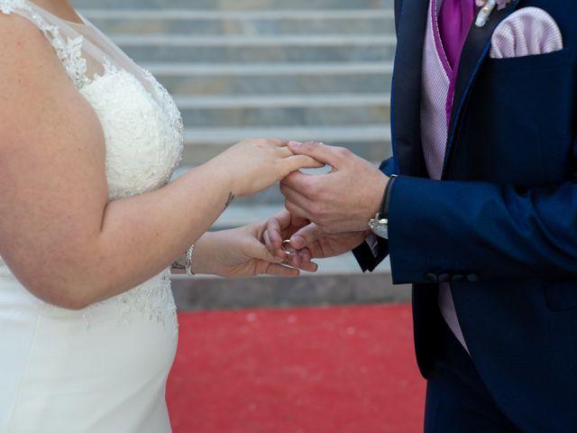 La boda de Carlos y Rut en Madrid, Madrid 291