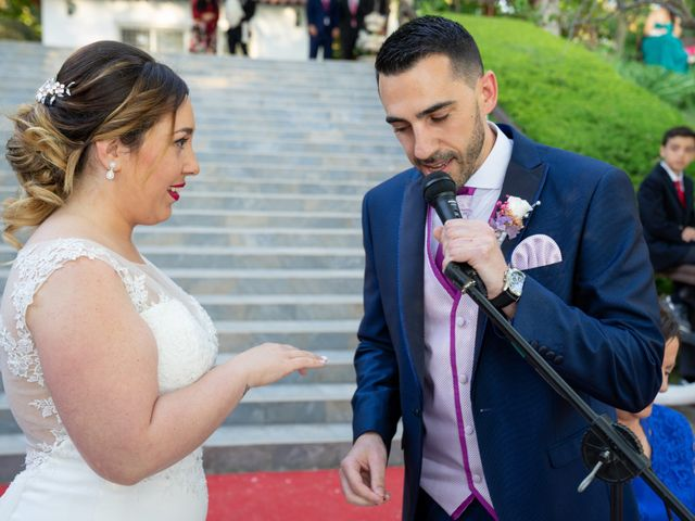 La boda de Carlos y Rut en Madrid, Madrid 292