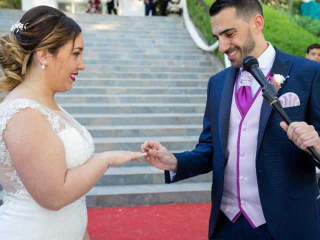 La boda de Carlos y Rut en Madrid, Madrid 293