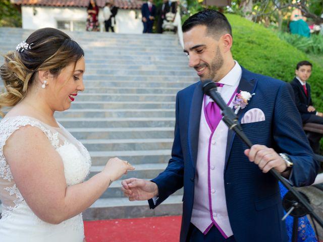 La boda de Carlos y Rut en Madrid, Madrid 294