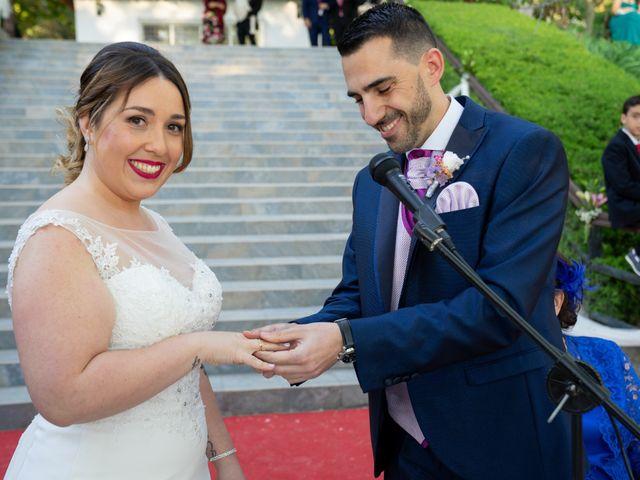 La boda de Carlos y Rut en Madrid, Madrid 295