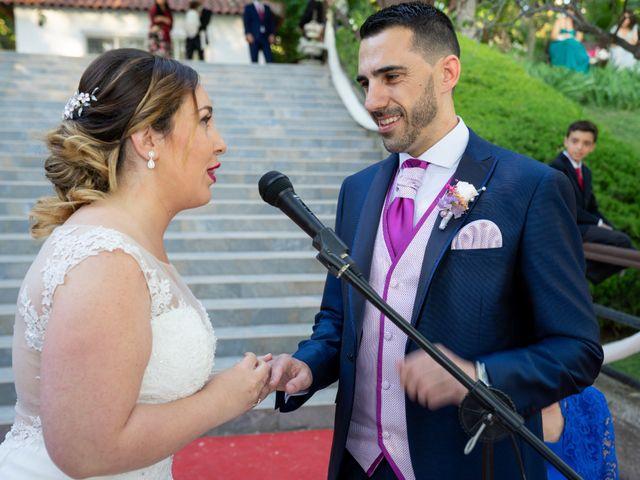 La boda de Carlos y Rut en Madrid, Madrid 297