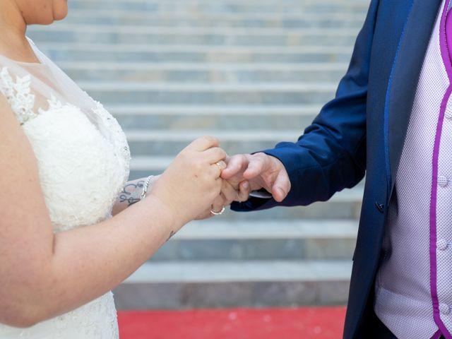 La boda de Carlos y Rut en Madrid, Madrid 298