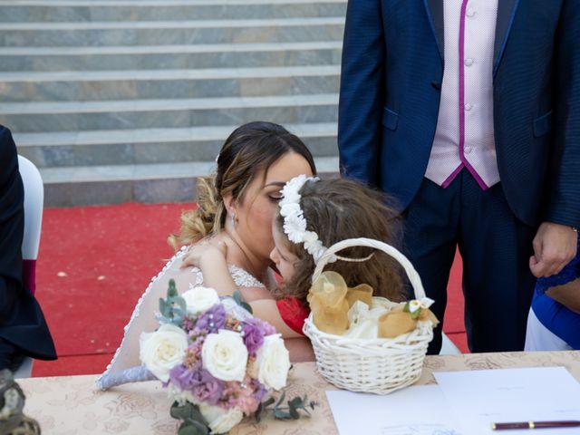 La boda de Carlos y Rut en Madrid, Madrid 299