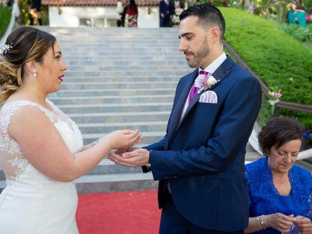 La boda de Carlos y Rut en Madrid, Madrid 302