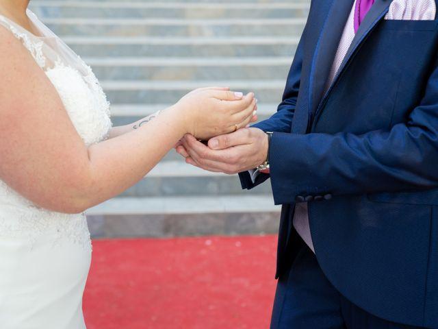 La boda de Carlos y Rut en Madrid, Madrid 303