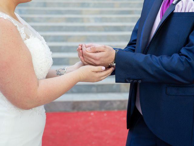 La boda de Carlos y Rut en Madrid, Madrid 304