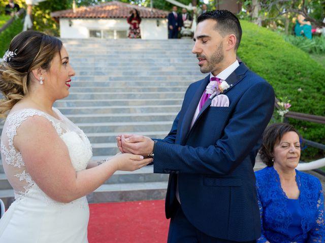 La boda de Carlos y Rut en Madrid, Madrid 305