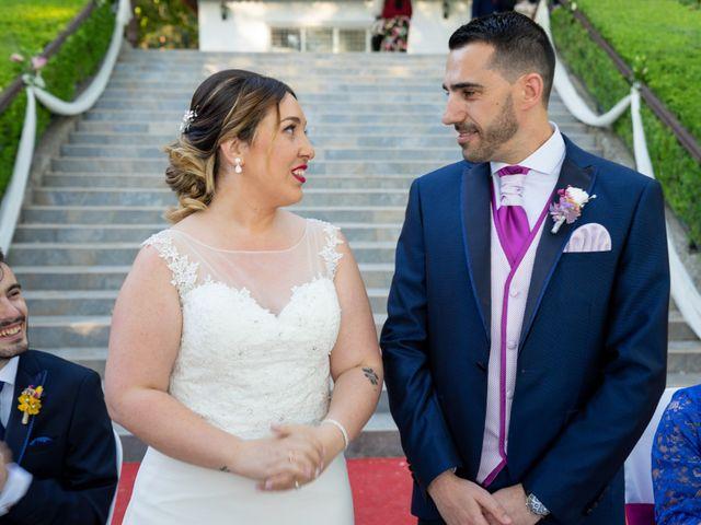 La boda de Carlos y Rut en Madrid, Madrid 307