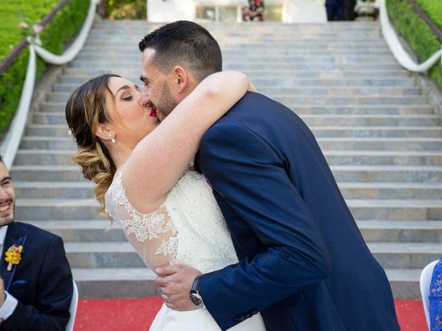 La boda de Carlos y Rut en Madrid, Madrid 309