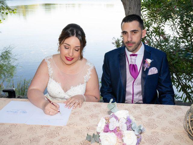 La boda de Carlos y Rut en Madrid, Madrid 310