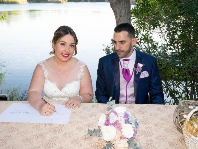 La boda de Carlos y Rut en Madrid, Madrid 311
