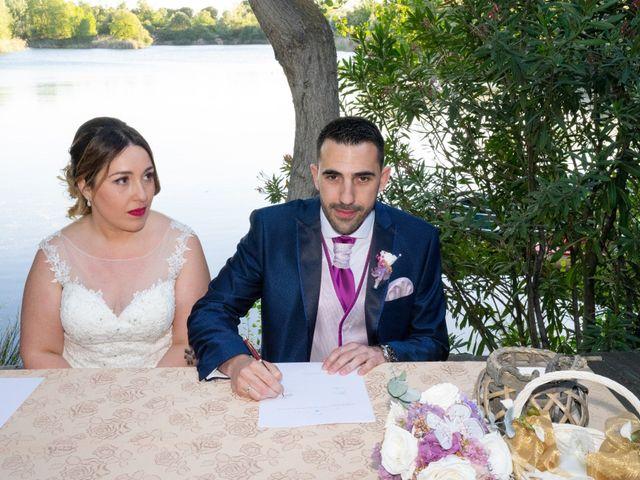 La boda de Carlos y Rut en Madrid, Madrid 315