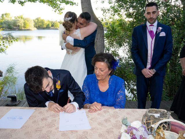 La boda de Carlos y Rut en Madrid, Madrid 317