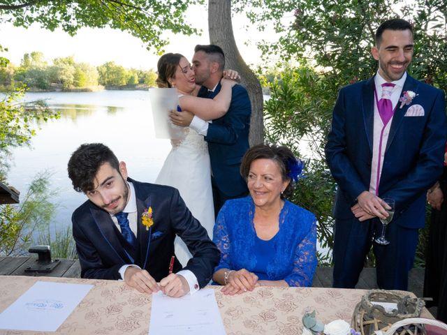 La boda de Carlos y Rut en Madrid, Madrid 318