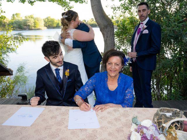 La boda de Carlos y Rut en Madrid, Madrid 319