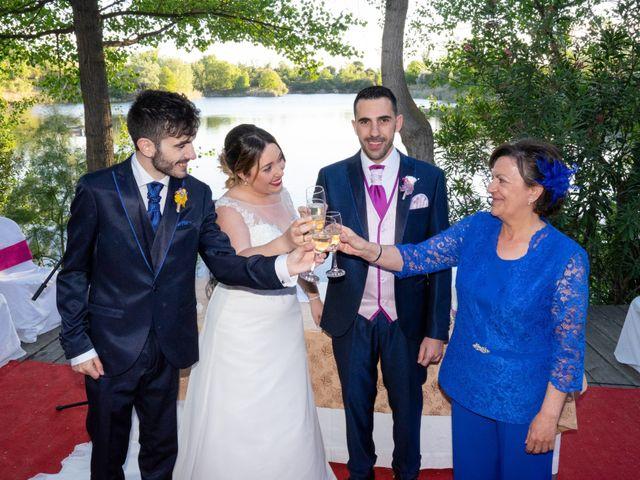 La boda de Carlos y Rut en Madrid, Madrid 322