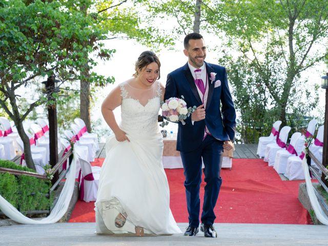 La boda de Carlos y Rut en Madrid, Madrid 324