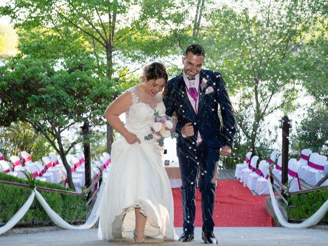 La boda de Carlos y Rut en Madrid, Madrid 325
