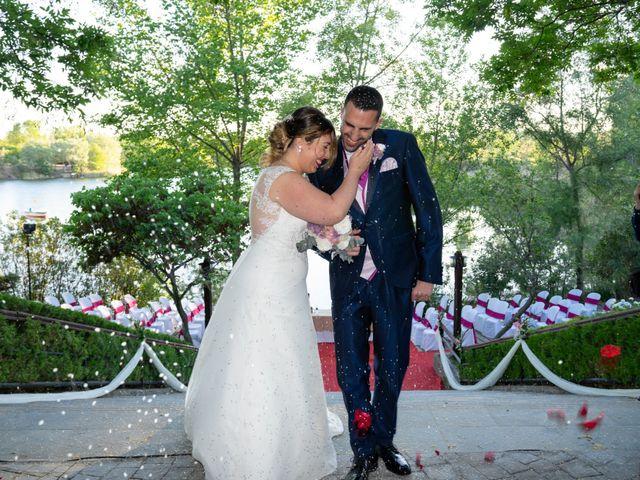 La boda de Carlos y Rut en Madrid, Madrid 327