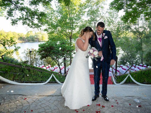 La boda de Carlos y Rut en Madrid, Madrid 328