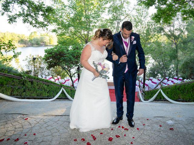 La boda de Carlos y Rut en Madrid, Madrid 330