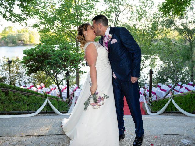 La boda de Carlos y Rut en Madrid, Madrid 333