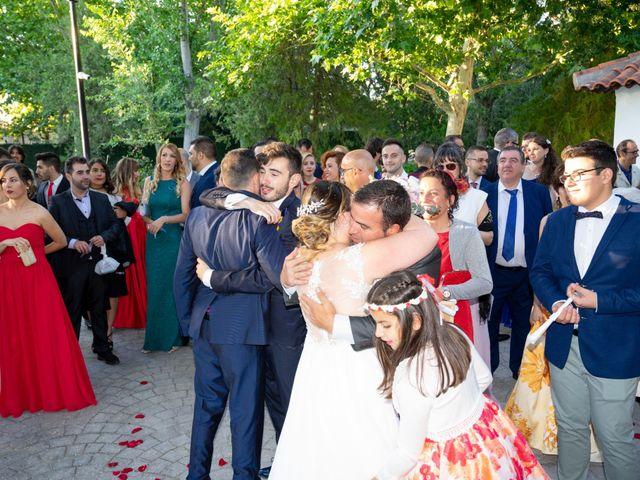 La boda de Carlos y Rut en Madrid, Madrid 334