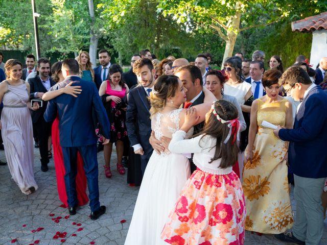 La boda de Carlos y Rut en Madrid, Madrid 335