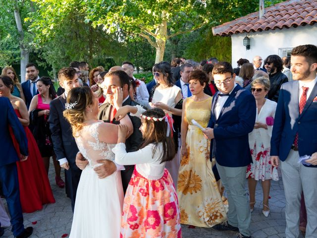 La boda de Carlos y Rut en Madrid, Madrid 336
