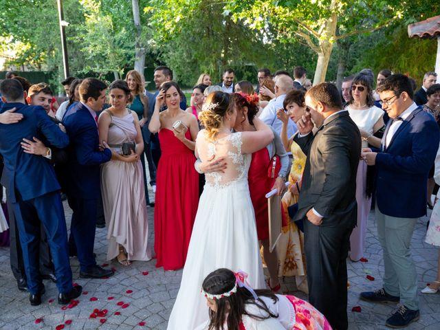 La boda de Carlos y Rut en Madrid, Madrid 337