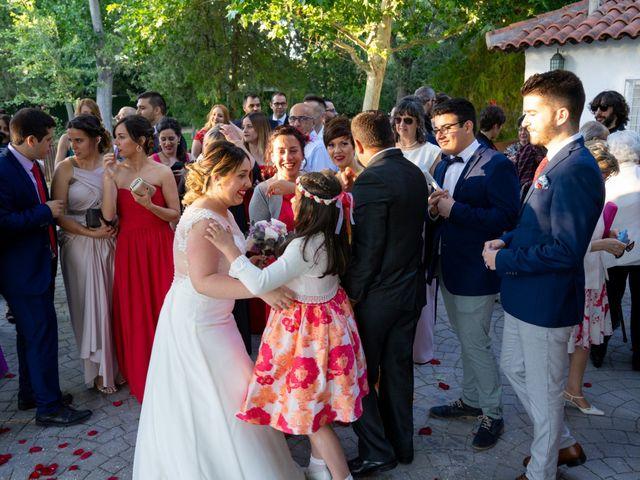 La boda de Carlos y Rut en Madrid, Madrid 338