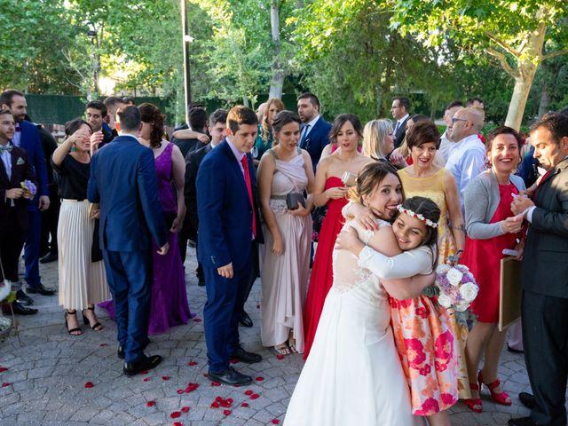 La boda de Carlos y Rut en Madrid, Madrid 339