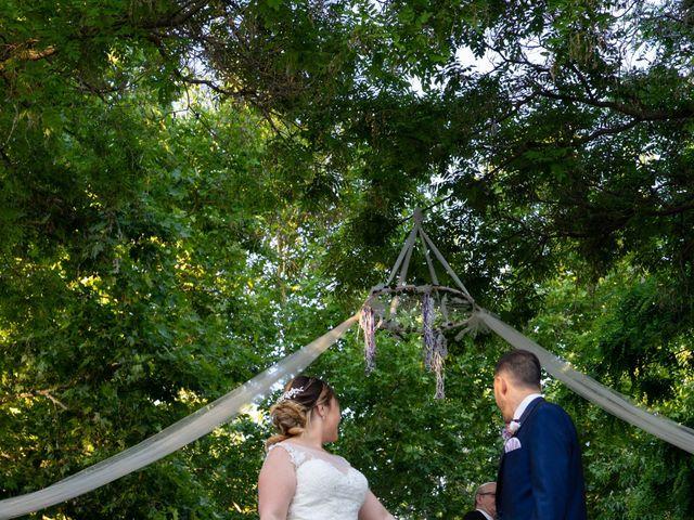 La boda de Carlos y Rut en Madrid, Madrid 340