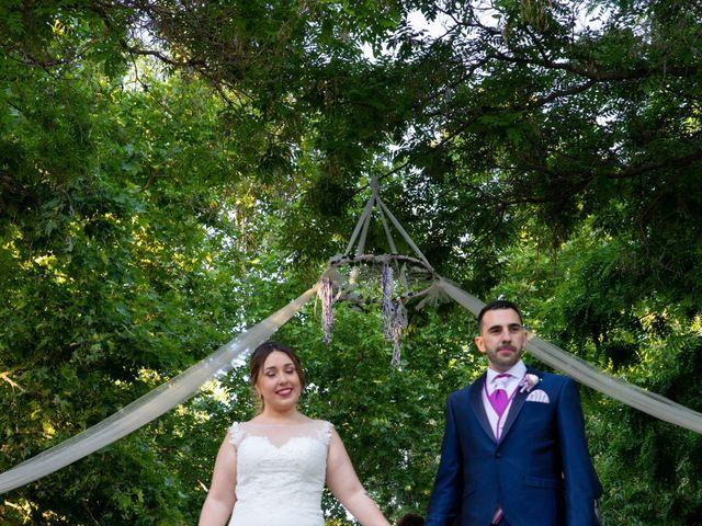 La boda de Carlos y Rut en Madrid, Madrid 341