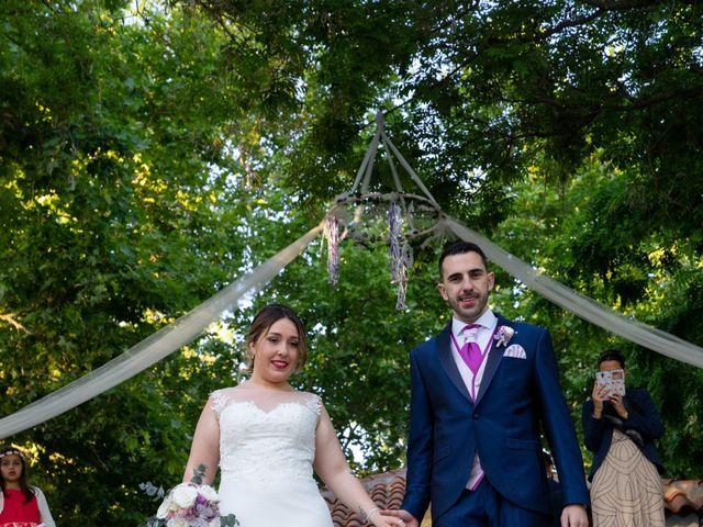 La boda de Carlos y Rut en Madrid, Madrid 342