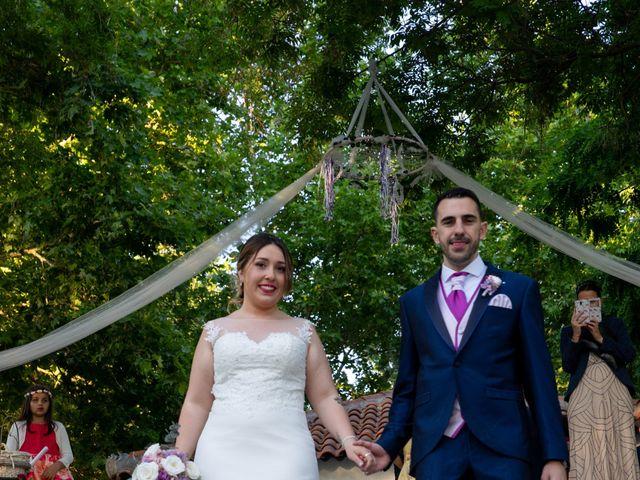 La boda de Carlos y Rut en Madrid, Madrid 343