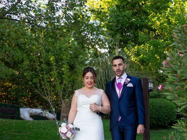 La boda de Carlos y Rut en Madrid, Madrid 344