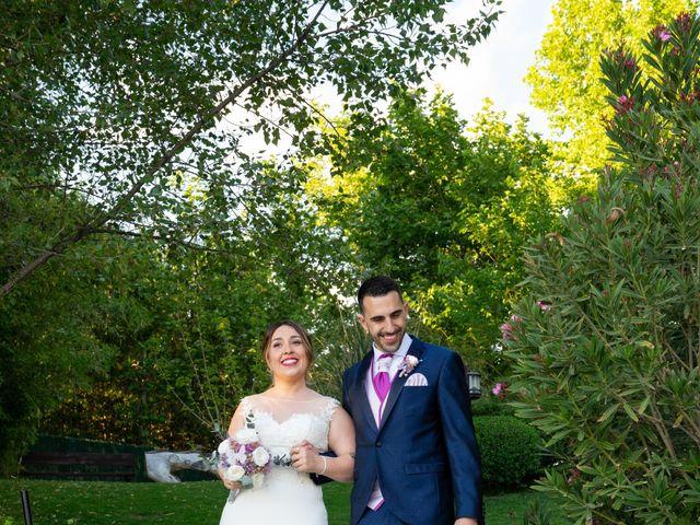 La boda de Carlos y Rut en Madrid, Madrid 345