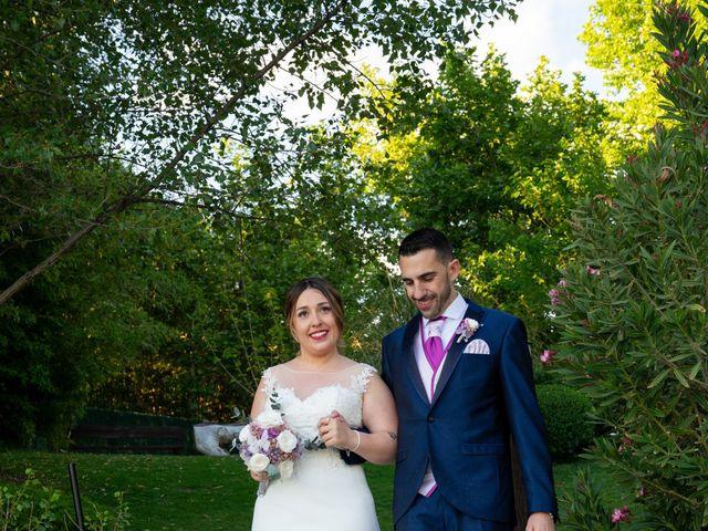 La boda de Carlos y Rut en Madrid, Madrid 346