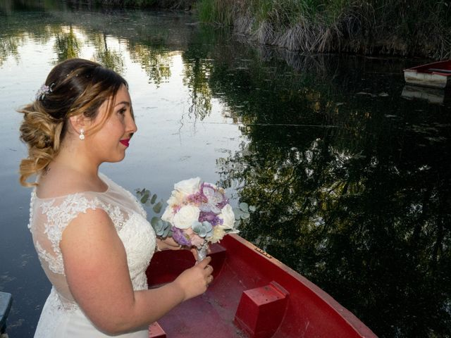 La boda de Carlos y Rut en Madrid, Madrid 352