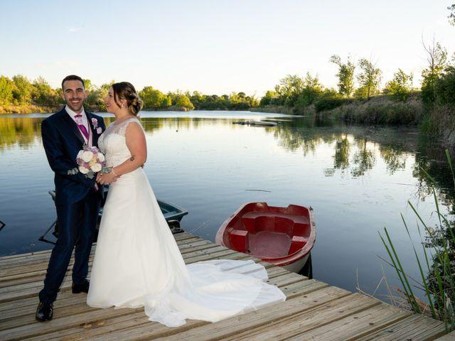 La boda de Carlos y Rut en Madrid, Madrid 363