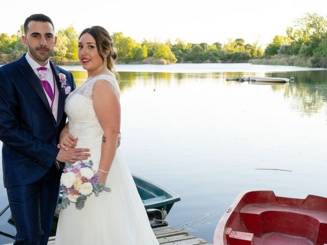 La boda de Carlos y Rut en Madrid, Madrid 364