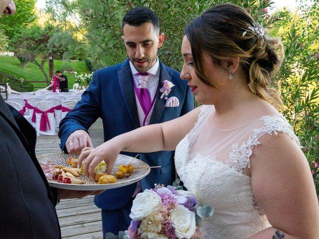 La boda de Carlos y Rut en Madrid, Madrid 365
