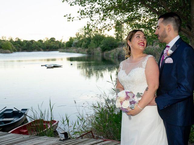 La boda de Carlos y Rut en Madrid, Madrid 373
