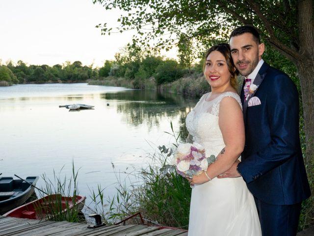 La boda de Carlos y Rut en Madrid, Madrid 374