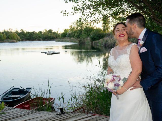 La boda de Carlos y Rut en Madrid, Madrid 375